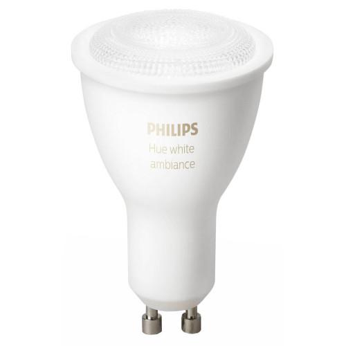 Hue white ambiance GU10 losse lamp
